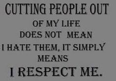 This is so true! I Respect me!