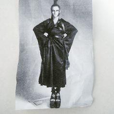 Colection NOBODY WILL BELIEVE YOU 2015 #fashion#japan#wabisabi#black#dark#paradise#model#shoting#photo#sesion#beautiful#mirror#fashiondesigner#coat#shoes#love#annapietrowicz annapietrowicz.com