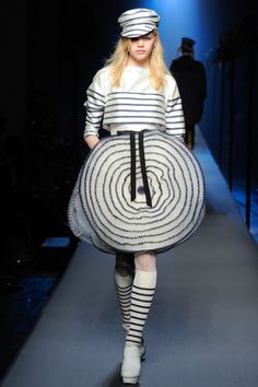 Jean Paul Gaultier Couture Herfst 2015 (8)  - Shows - Fashion