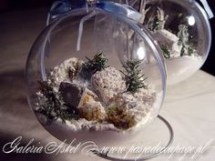 BOMBKA SWIAT W KULI, sztuczny śnieg Christmas Gifts, Christmas Decorations, Diorama Ideas, Decoupage, Google, Projects, Diy, Balls, Eggs