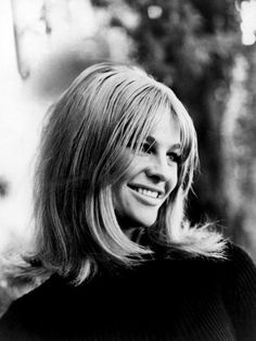 Julie Christie 'it' girl of the '60's.