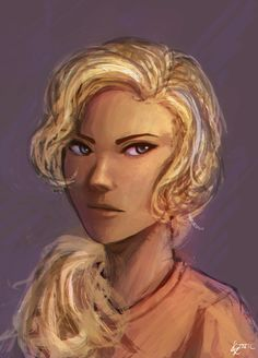 Annabeth Chase my life won't be complete unless I kiss annabeth at least once Percy Jackson Crossover, Percy Jackson Fandom, Arte Percy Jackson, Dibujos Percy Jackson, Annabeth Chase, Magnus Chase, Solangelo, Percabeth, Percy Jackson Drawings