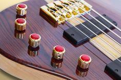 ROAN Guitars | Basso elettrico Agolas, intercorda 18mm