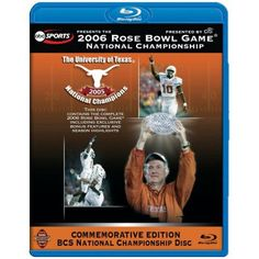 2006 Rose Bowl - National Championship Game (texas) (br)