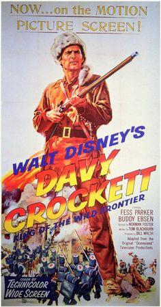 Davy Crockett, King of the Wild Frontier (1955) Drama