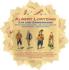 Albert Lortzing - Zar und Zimmermann (Ita/Eng)