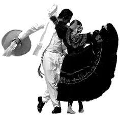 Dance La Marinera.
