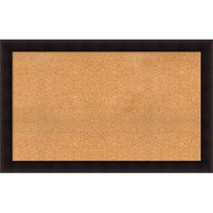 Darby Home Co Hillandale Cork Bulletin Board Size: