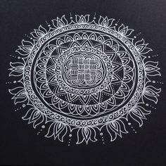 Silver Mandala | Flickr - Photo Sharing!