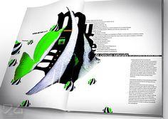 diseno revista Annual Report Design, Mosaic Designs, Science And Nature, Editorial Design, Typography, Graphic Design, Poster, Inspiration, Magazine Layouts