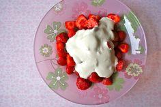 Low carb vaniljecreme - to versioner