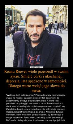 Sad Quotes, Words Quotes, Wise Words, Inspirational Quotes, Mind Power, Keanu Reeves, Life Motivation, Note To Self, Self Development