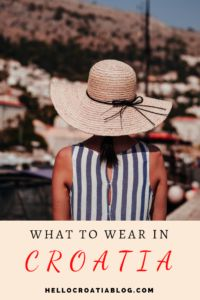 What To Wear In Croatia : 11 Outfits To Rock Croatian Style - Hello Croatia Stylish Outfits, Fashion Outfits, Travel Outfits, Stylish Winter Coats, Croatia Travel Guide, Honeymoon Outfits, Warm Sweaters, Travel Information, Jumpsuit Dress
