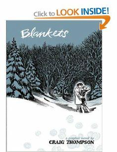Blankets (New Hardcover Edition): Amazon.co.uk: Craig Thompson: Books