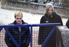 VIDEO and PICS: Josh Hutcherson and Natalie Dormer on Mockingjay Set