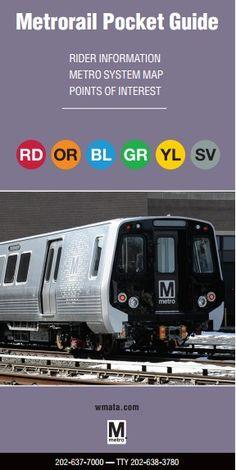Metro - Getting Around - Visitor Information - Visitor's Kit