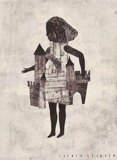 Sophie Lécuyer, La forteresse