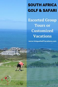 Golf Holidays to South Africa are Second to None! #uniquegolfvacations #southafrica #golf #golfholidays
