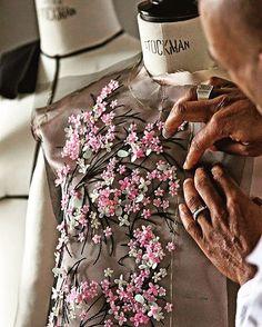 Dior Haute Couture House Paris