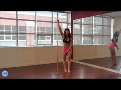 Pole Dance Tutorial - Reverse Grab - YouTube