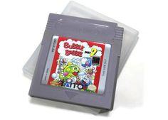 Nintendo Game Boy Bubble Bobble Part 2 Video Game by Nintendo Sega, Nintendo Games, Gamer Gift, Bubble Bobble, Original Nintendo, Game Boy, Video Game, My Etsy Shop, Bubbles