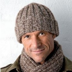 How to Make a Crochet Hat - Crochet Ideas Rib Beanie - Unisex Free Knitting Pattern Knitting , lace processing is one of the most beautiful hobbies that females c. Beanie Knitting Patterns Free, Beanie Pattern Free, Crochet Beanie Pattern, Free Knitting, Free Pattern, Crochet Patterns, Crochet Ideas, Mens Knit Beanie, Knit Hat For Men