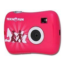 """Appareil photo numérique 1,3 Mpx Rose - Teknofun - Toys""""R""""Us"""