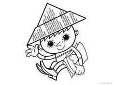 Omalovánky k vytisknutí | Stránka 19 z 54 | i-creative.cz - Kreativní online magazín a omalovánky k vytisknutí Get A Tattoo, Baby Pictures, Coloring Pages, Fairy Tales, Entertaining, Templates, Stencil, Mandala, Drawings