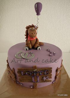 Horse cake/Paard taart