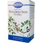 http://www.herbaldb.com/category/fenugreek/ The Best Fenugreek Tea You Can Find: Alvita Fenugreek Seed Tea Bags