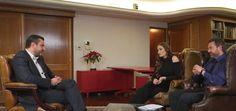 Ο Φ. Μυτιληναίος μιλά για την ασφάλιση υγείας στην τηλεόραση του ΣΚΑΙ | Knights Of Athens