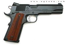 Image detail for -Springfield 1911 FBI Custom - Springfield Armory 1911 - Handguns ...