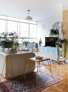 Decorar apartamentos alugados exige cuidado - por isso, reunimos 13 dicas indispensáveis para uma decoração de bom gosto e sem precisar de reformas.