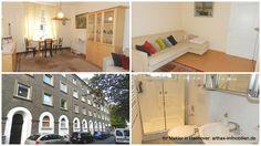 Möbliertes Zimmer in #Hannover Südstadt- mehr dazu im Link - gepinnt vom Immobilienmakler in Hannover: arthax-immobilien.de