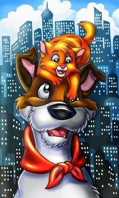 Disney - Oliver and Company