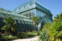 Le jardin des serres d'Auteuil (Paris)