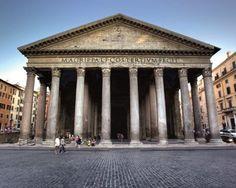 The Agripa´s Pantheon