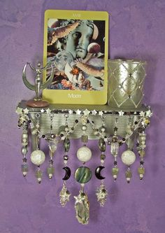Altars:  Return to Magic Wall #Altar, by EarthStarStudios.