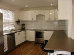 u shaped kitchen designs ideas
