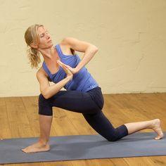 Twists, 40min Yoga class