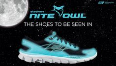 What do you think of the new Sketchers running shoes, this is the Nite Owl.