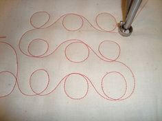 """Practice makes perfect! Looking for easy quilting exercise to improve your quilting? """"S"""" Curves, Hook Shapes, and more will help make your quilting better."""