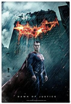 2016 Batman VS Superman - Dawn Of Justice Movie Art Silk Fabric Poster Wall Prints Quotes Superhero Picture For Room Decor