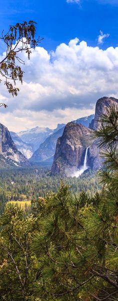 Yosemite National Park , California, USA