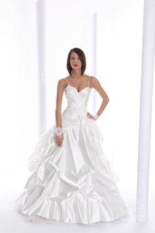 Este é um belo vestido!