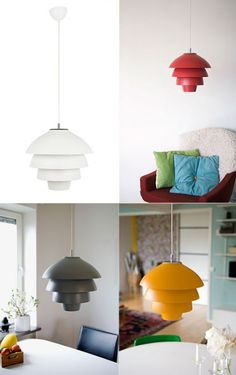 Valencia pendant  Ø 320mm. Made in Sweden by Belid