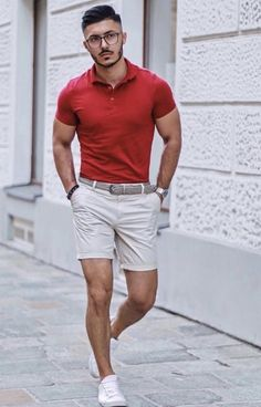 132 trendy men spring outfit with casual style - page 1 Best Casual Wear For Men, Men Casual, Denim Jacket Outfit Mens, Summer Outfits Men, Casual Outfits, Men Summer, Hot Outfits, Outfit Summer, Distressed Jeans Outfit