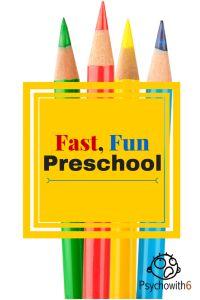 Fast Fun Preschool. Encompass Preschool will let you save prep time so you can enjoy teaching!