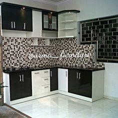 DOUBLE TAPS  FOLLOW  TAG YOUR FRIENDS  @urma_furniture  PROJECT KITCHEN SET MINIMALIS with DUCO FINISHING  Customer : Bapak Hartono Location :  Purwokerto - Banyumas Interior : kitchen set minimalis finishing black-white HPL     URMA FURNITURE (Interior Design and Production) - - - - - - - - - - - - - - - - - - - - - - - - - - - Informasi detail untuk order dan harga silahkan hubungi kontak berikut :  Fast response   6285216184628  5CBE9A14  Jl. Menteri Supeno (sebrang Alfamart Depo Pelita)…