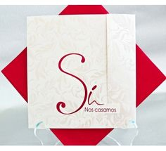tarjeta de invitacion para bodas - Buscar con Google